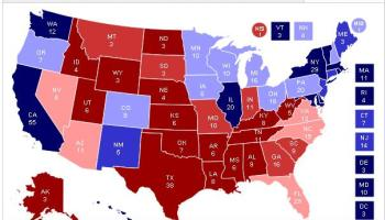 My 2016 Presidential Election Prediction Map | RobertLovesPi.net