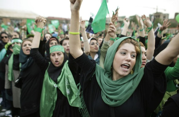 Iran's Green Revolution
