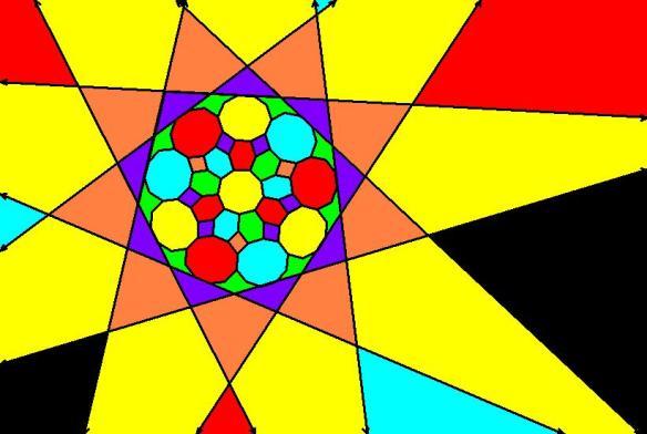 Off-Center Mandala
