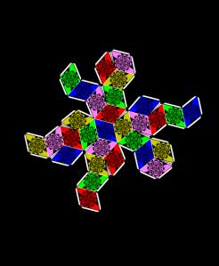 Rhombic Triaconta