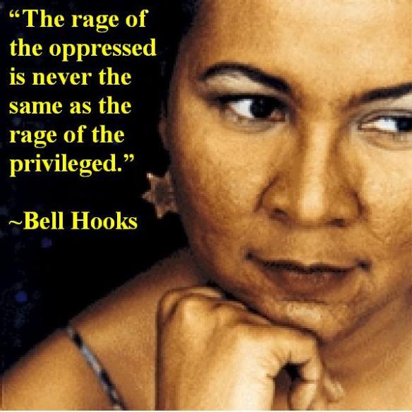 Bell Hooks, On Rage