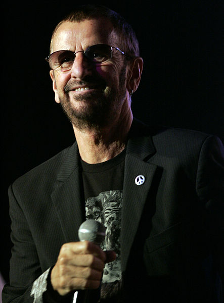 History's Luckiest Person:  Ringo Starr