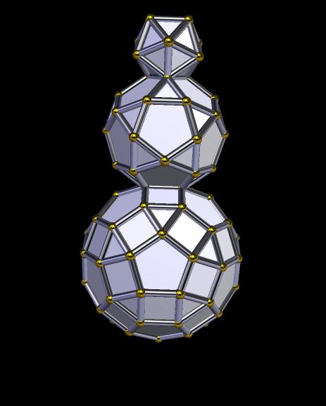 A Polyhedral Snowman