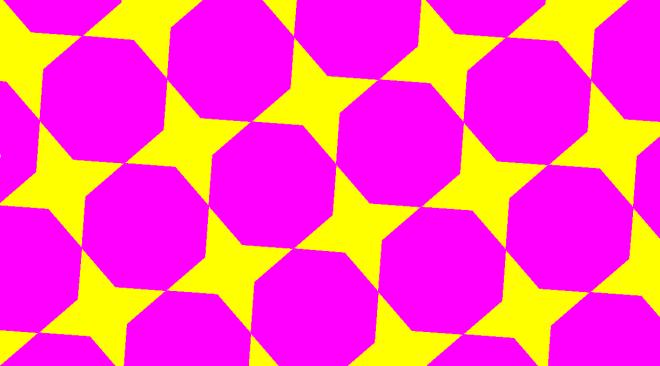 Octagon Tessellation