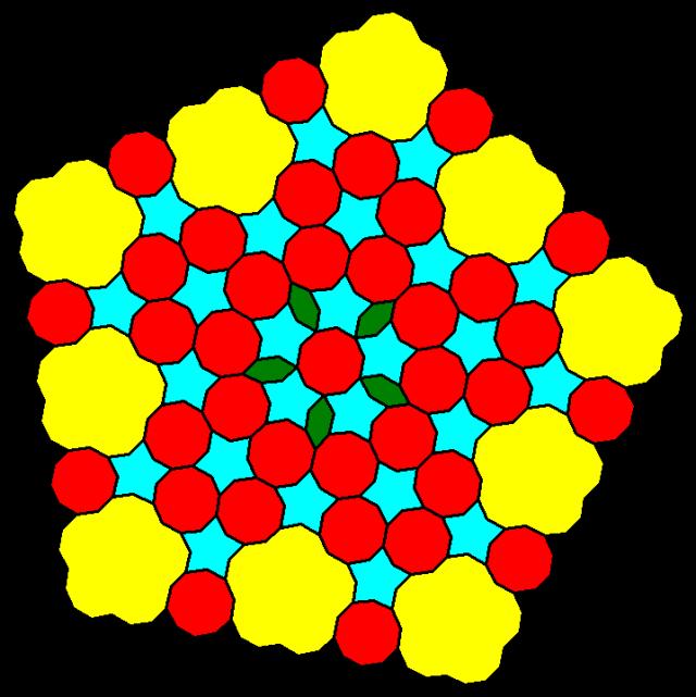 Pentagonal Mandala II
