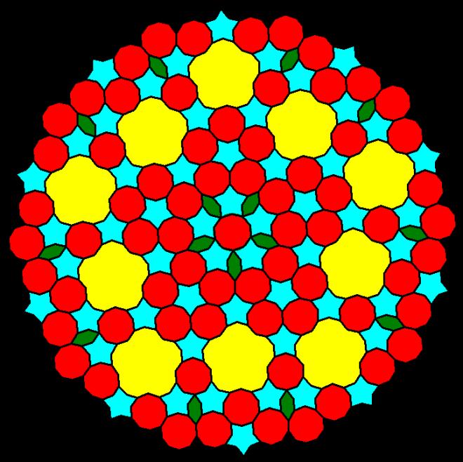 Pentagonal Mandala III