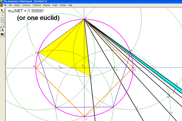 A Proposed New Unit for Angle Measure:  the Euclid