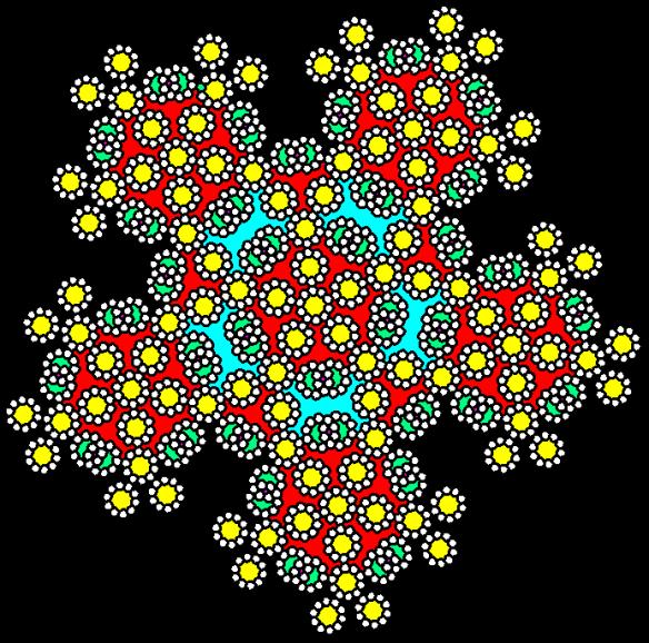 Pentagon of Decagons #2