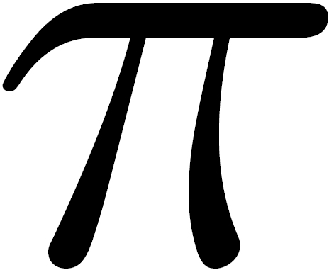 The Beginning of the Number Pi, in Binary Through Hexadecimal, etc.