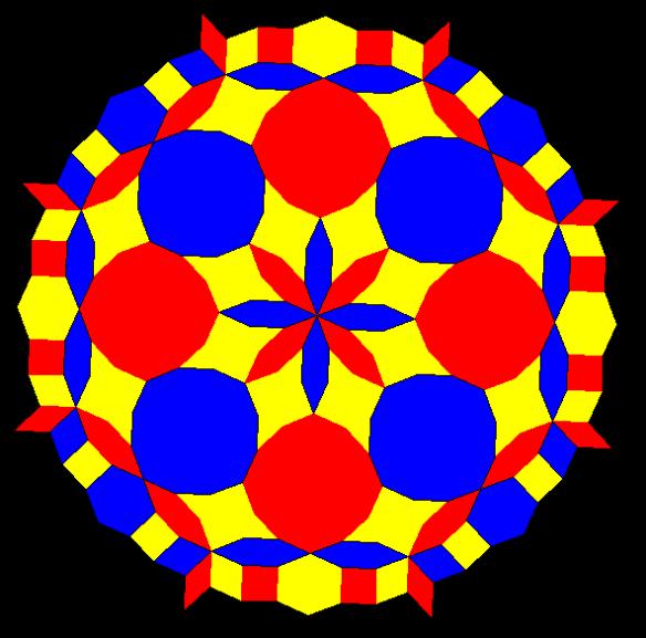 Octagonal Mandala