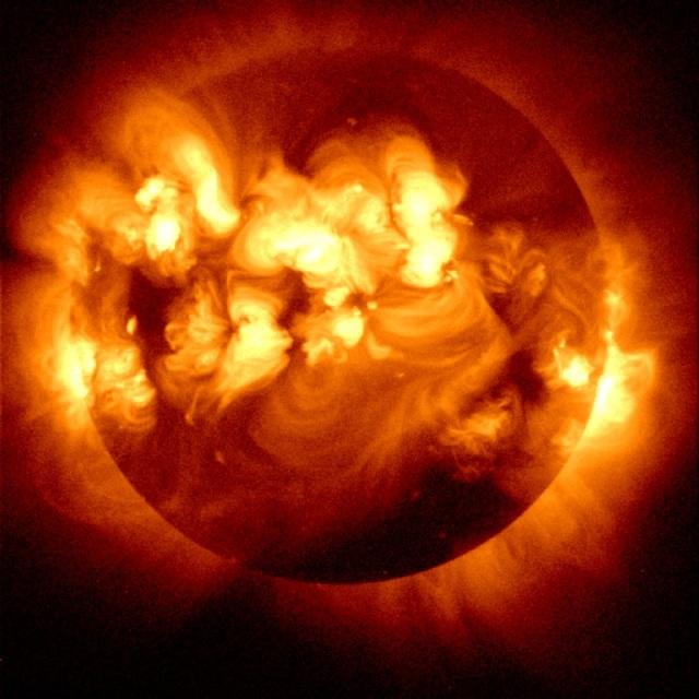 sun infrared