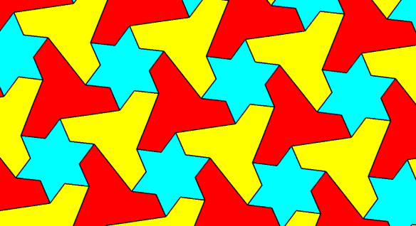 Tessellation Using Only Non-Convex Polygons