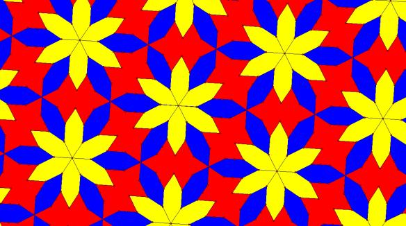 Three Similar Tessellations