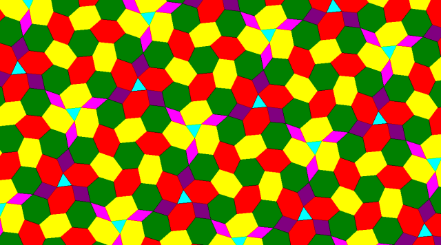 A Chiral Tessellation