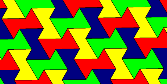 Tessellation Z