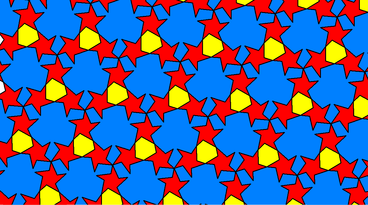 spiraling stars
