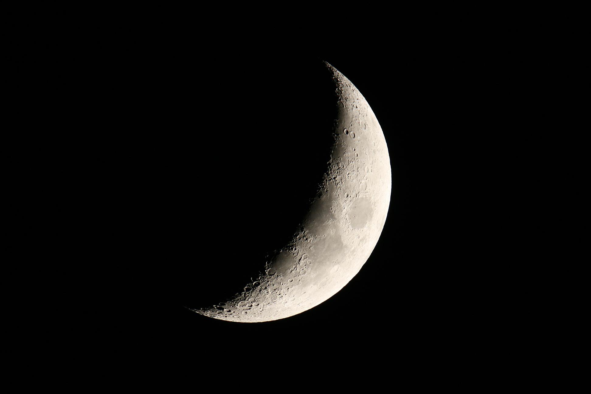 Moon Waxing