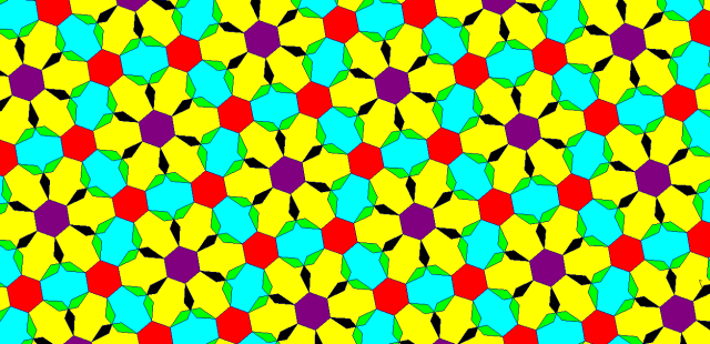 hexagons and octagons