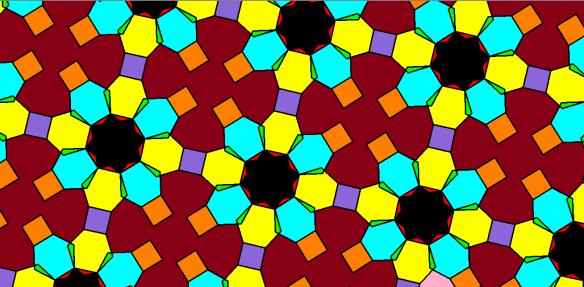 octagons hexagons squares