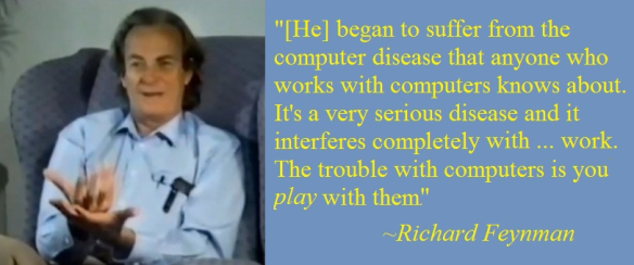 feynman on computers