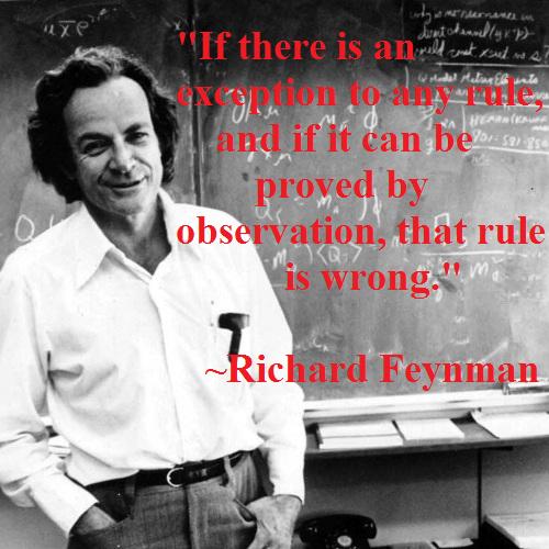 richard-feynman quote