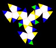 Chiral onvex hull net