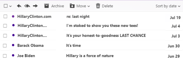 Hillary Needs Me 2