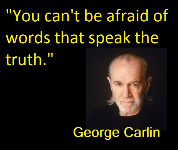 Carlin on Words