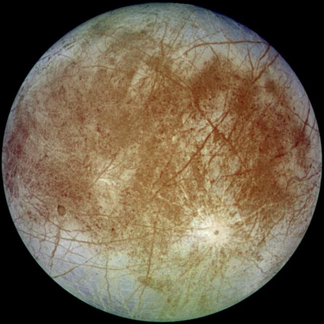 Europa-moon