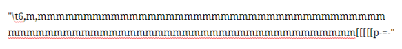 Hexagon's typing