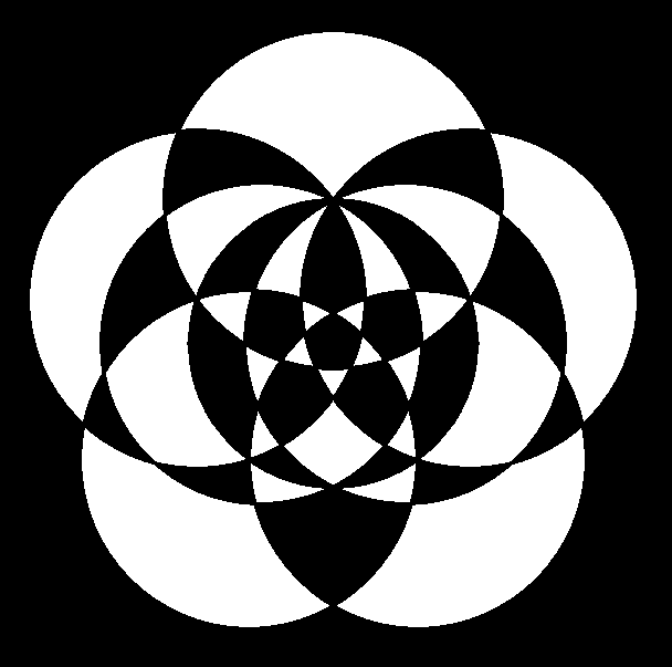 arrangement of circles