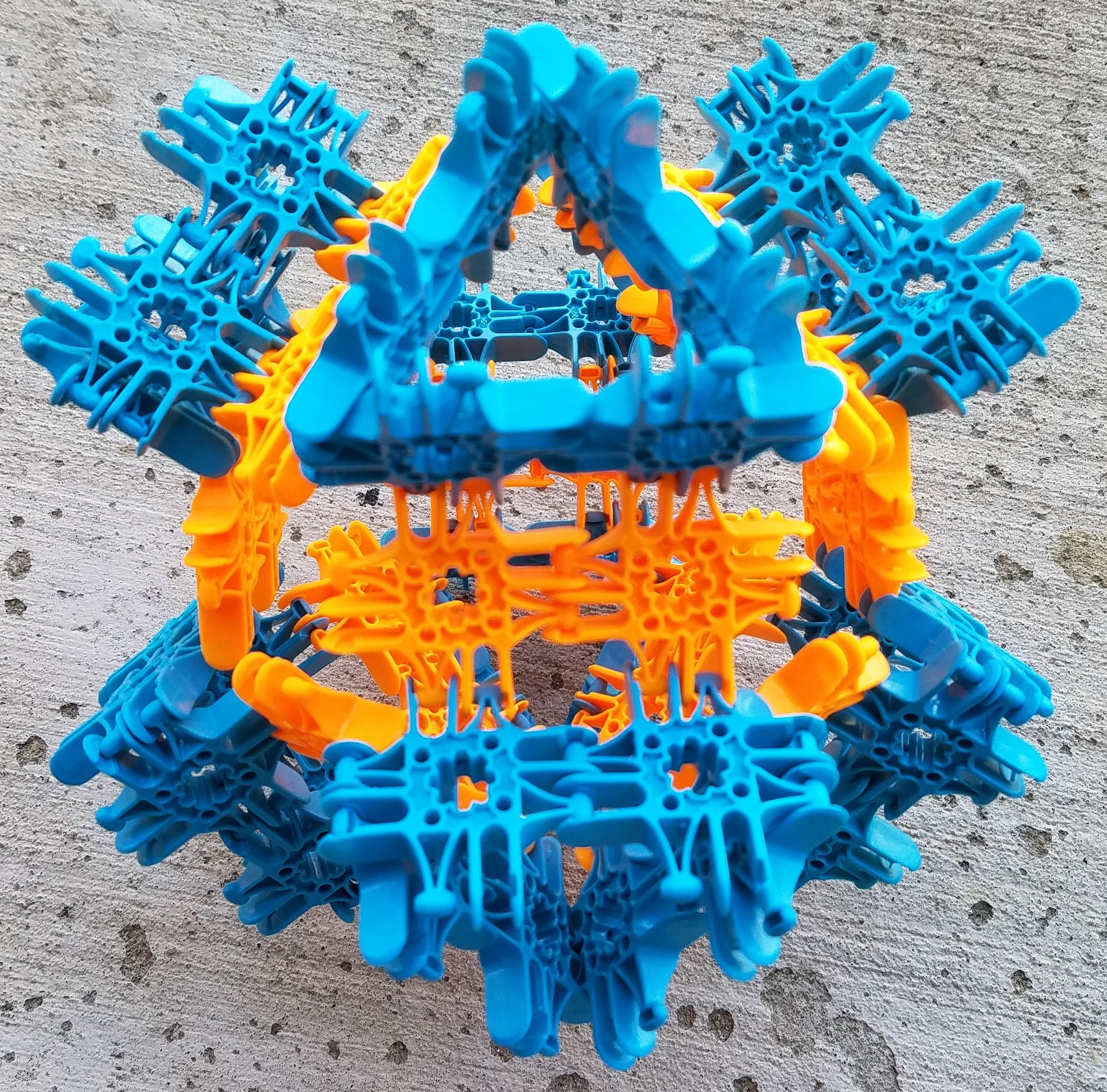 Lux octahedron 1