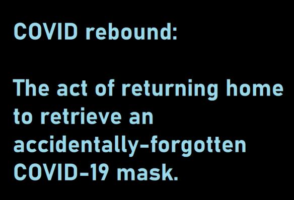COVID rebound